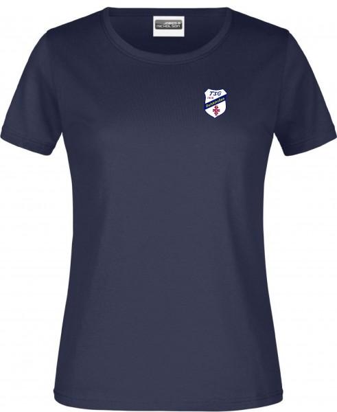 Damen Basic T-Shirt TSG Reiskirchen