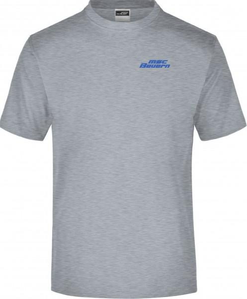 Vereins Baumwoll T-Shirt Basic MSC Beuern