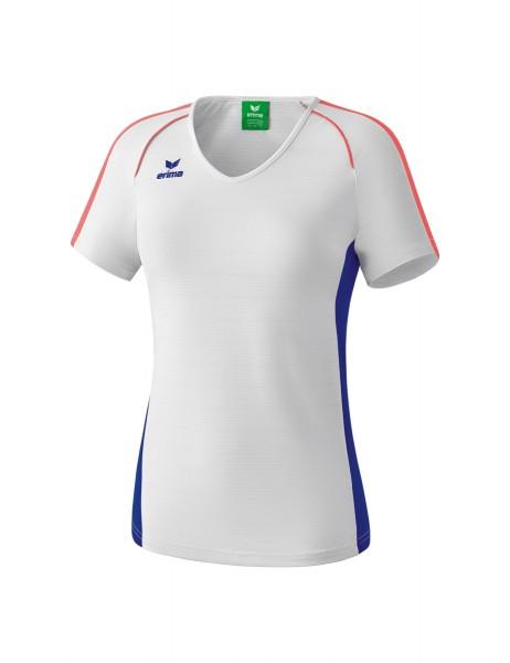 outlet store af7da 14276 Tennis T-Shirt ERIMA Masters 1080721 Weiß//Blau Gr. 38