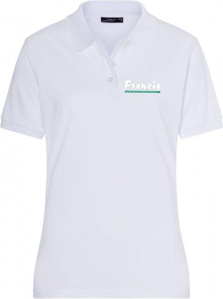 Damen Vereins Polo-Shirt Kulturzentrum Franzis
