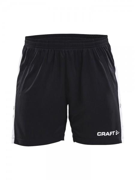 PROGRESS Practise Shorts WMN black/white - 0