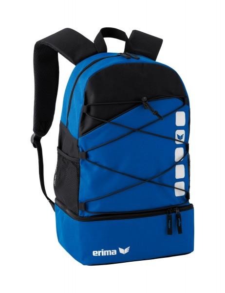 ERIMA Multifunktionsrucksack mit Bodenfach für Schule und alle portarten
