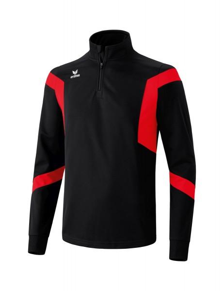 ERIMA Classic Team Trainingstop Sweatshirt Zip-Top 126610