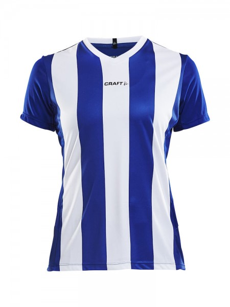 PROGRESS Jersey Stripe WMN club cobolt - 0