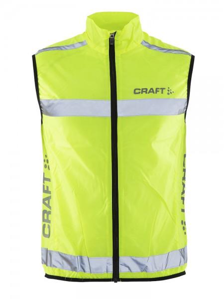 CRAFT Sicherheitsweste für alle Radfahrer, Jogger und Läufer
