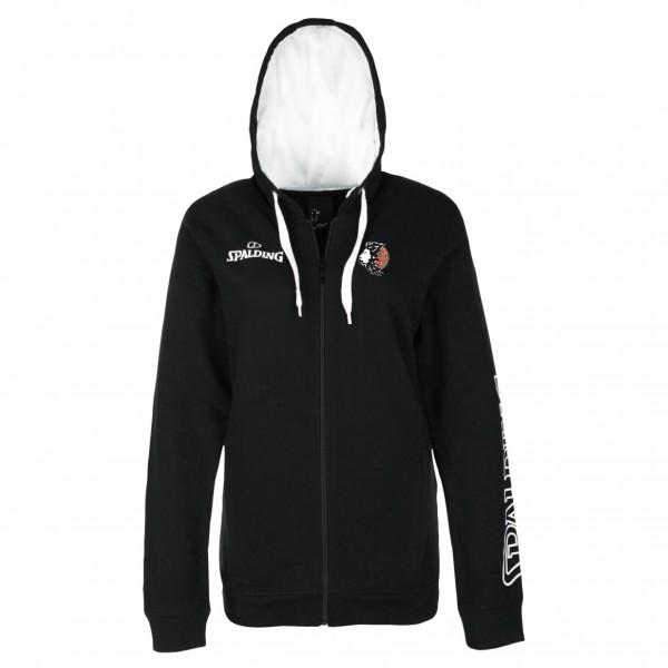 Spalding Damen Hoody-Jacket ATSV Basketball