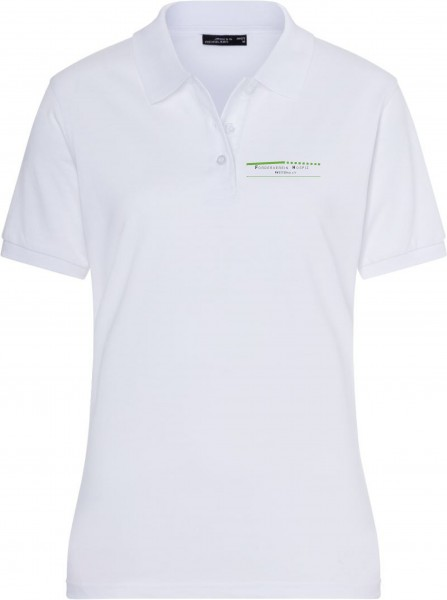 Damen Polo-Shirt Förderverein Hospiz Wetterau