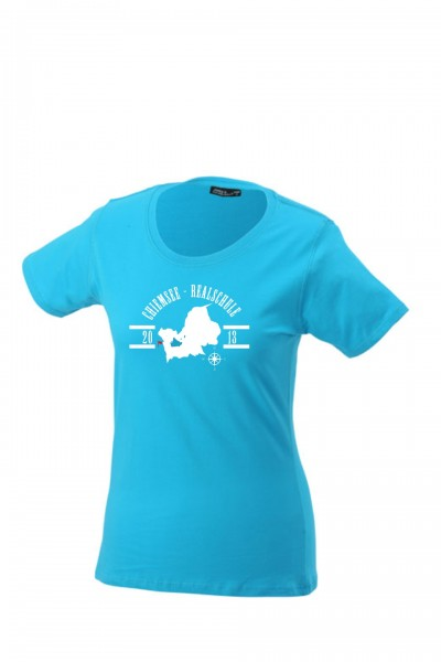 Damen T-Shirt Chiemsee Realschule