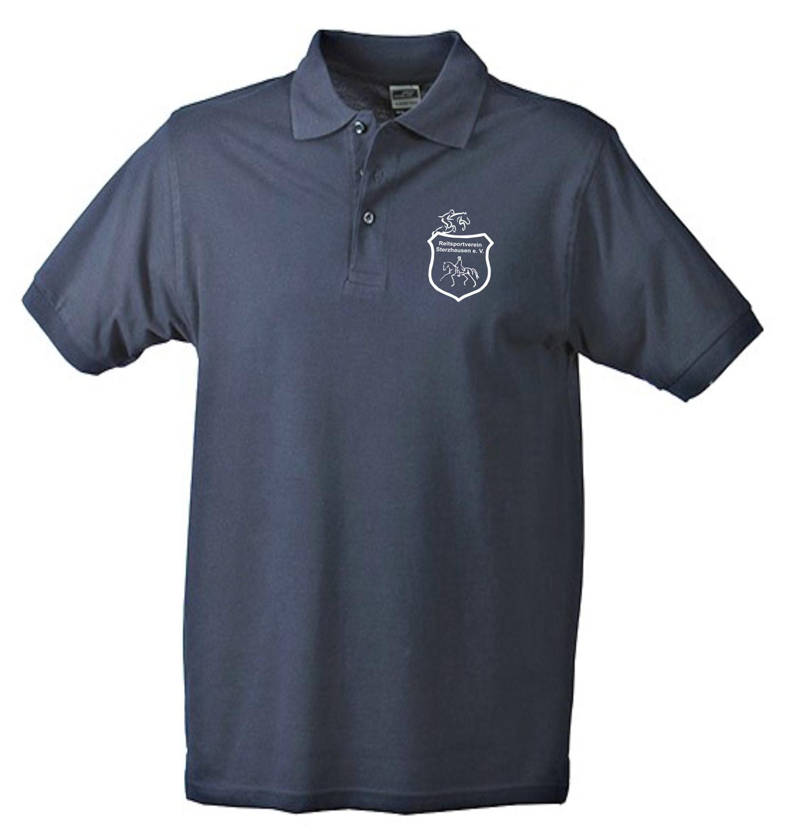 kinder polo shirt rsv sterzhausen reitsportverein. Black Bedroom Furniture Sets. Home Design Ideas