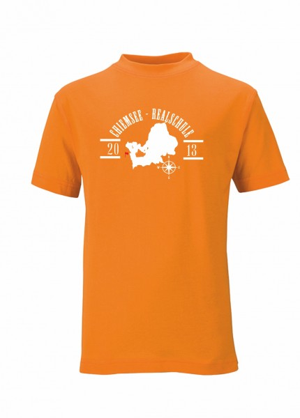 Kinder T-Shirt Chiemsee-Realschule