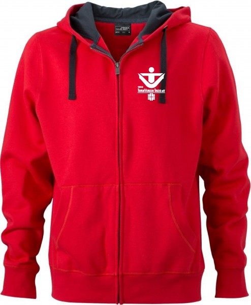 Sweat Herren Jacke TV Treis