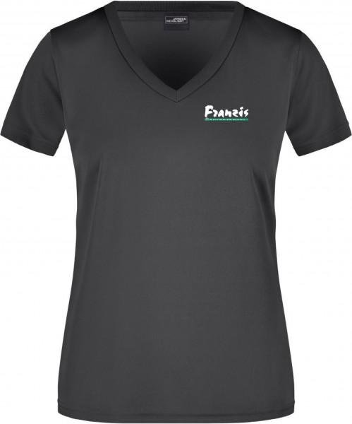 Funktions Damen T-Shirt Kulturzentrum Franzis