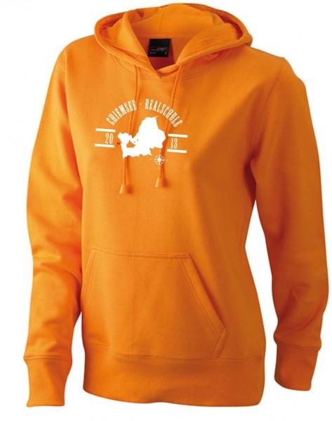 Damen Hooded Sweat Chiemsee Realschule