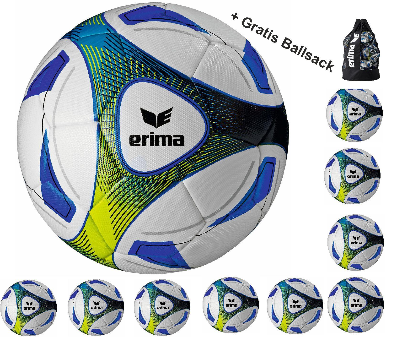 Erima Fußball Hybrid  Training  Trainingsball Spielball