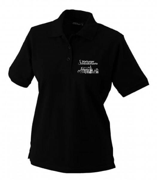 Damen Polo-Shirt Marburger Musikfreunde